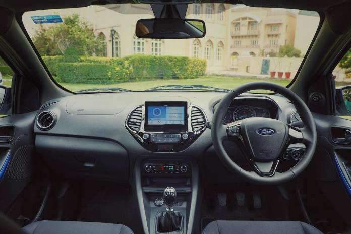 Ford Figo | Interior