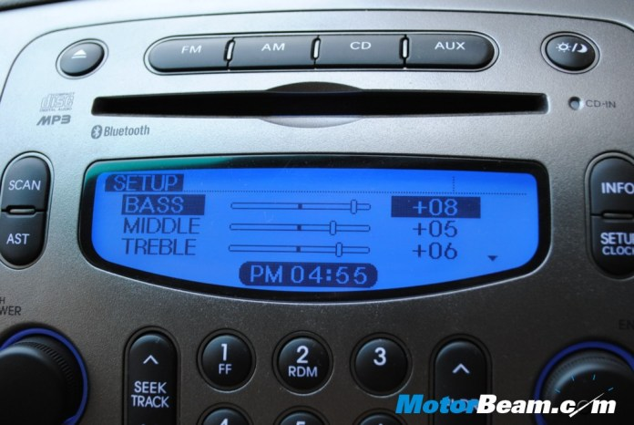 Hyundai i10 Bluetooth Connectivity