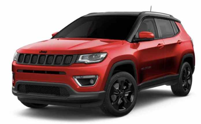Jeep Compass Night Eagle | Exotica Red