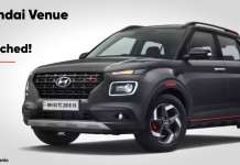 New Hyundai Venue IMT launched at 9.99 lakhs