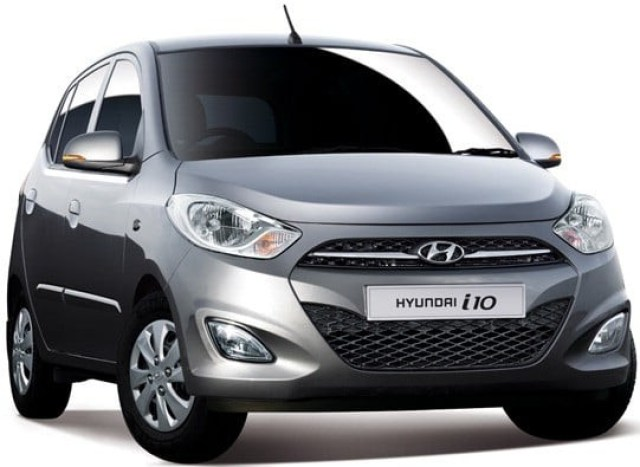 Next-gen Hyundai i10