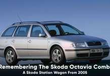 Skoda Octavia Combi 2000
