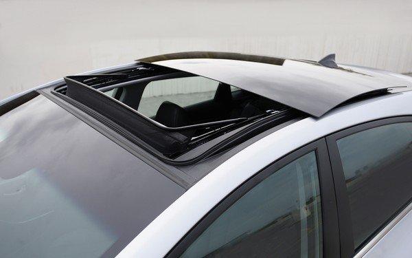 Modern-day sunroof
