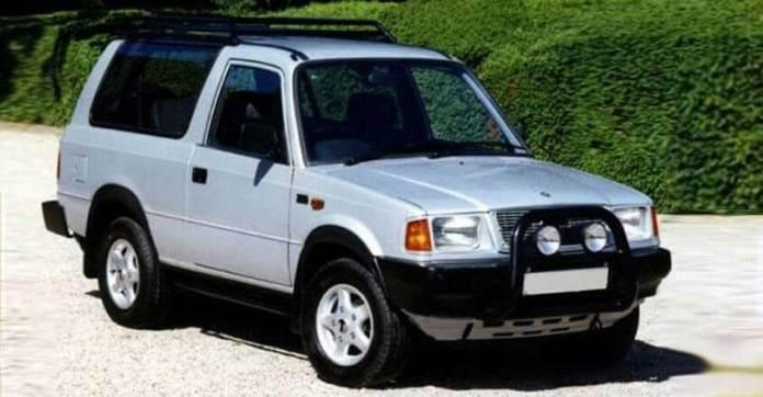 Tata Sierra | Iconic Cars in India