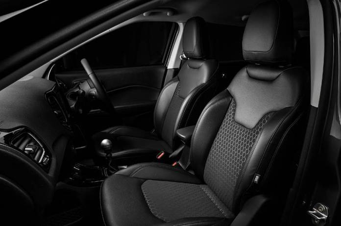 Techno Leather upholstery