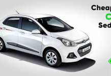 cheapest CNG sedans in India