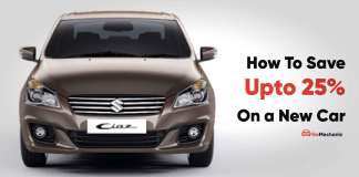 how to save upto 25% on a new car purchase