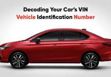 Decoding Your Car's VIN