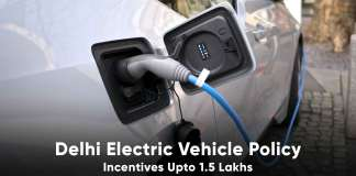 Delhi Electric Vehicle Policy 2020