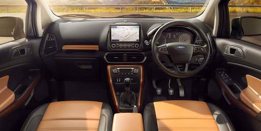 Ford EcoSport | Interior