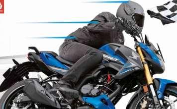 Honda CB Hornet 2.0 Launched