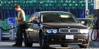 Matthew Perry's BMW 6 Series
