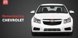 Remembering Chevrolet In India