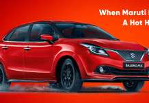 Remembering the Maruti Suzuki Baleno RS