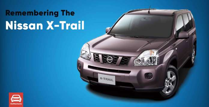 Remembering the Nissan XTrail in India