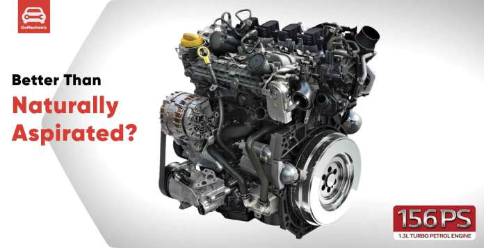 Turbocharged better than Naturally Aspirated