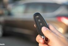 Secure cars with keyless entry