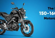 9 Best 150-160cc Motorcycles in India