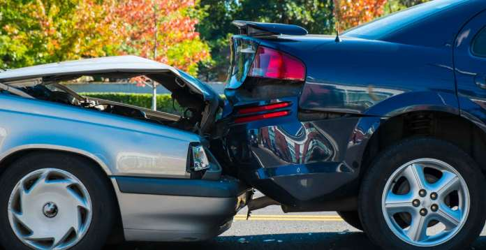 Driving post an accident How to recover