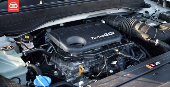 Hyundai Venue IMT with the 1.0L TGDI Petrol Engine