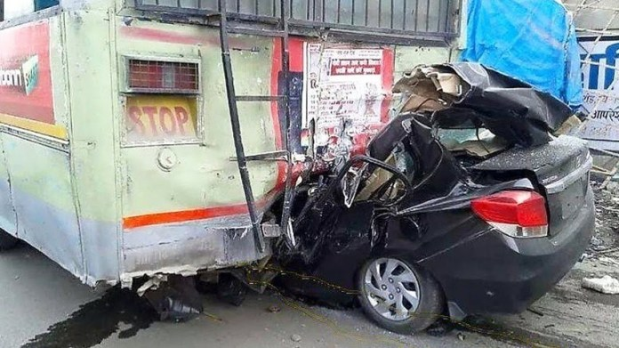 driving after accident