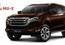 2021Third-Generation Isuzu MU-X Unveiled. Bigger, Badder & More Powerful