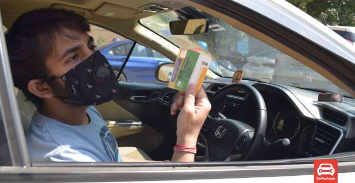 No Need To Carry Driving License and RC