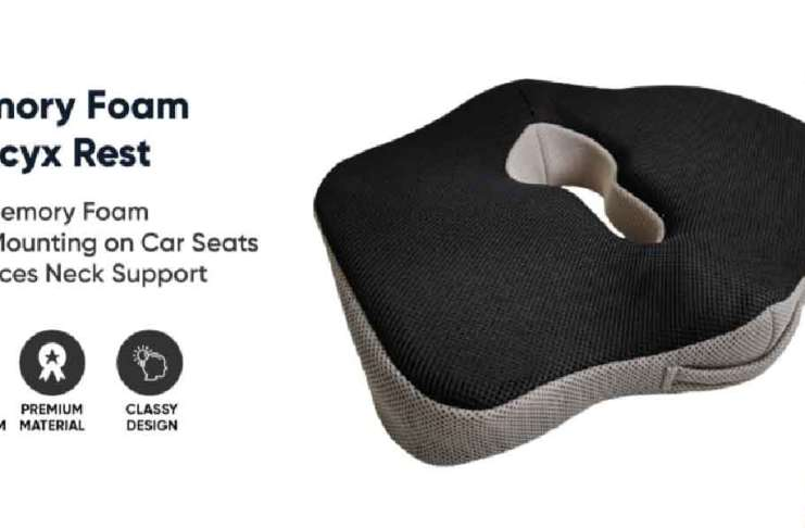 10 Reasons Why You Need This Memory Foam In Your Car