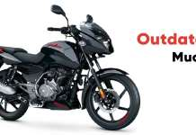 Bajaj Pulsar Line-Up Outdated Much