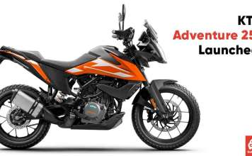 KTM Adventure 250 Launched