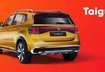 Volkswagen Taigun Revealed On The Official Website