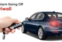Why Car Alarm go off in Diwali