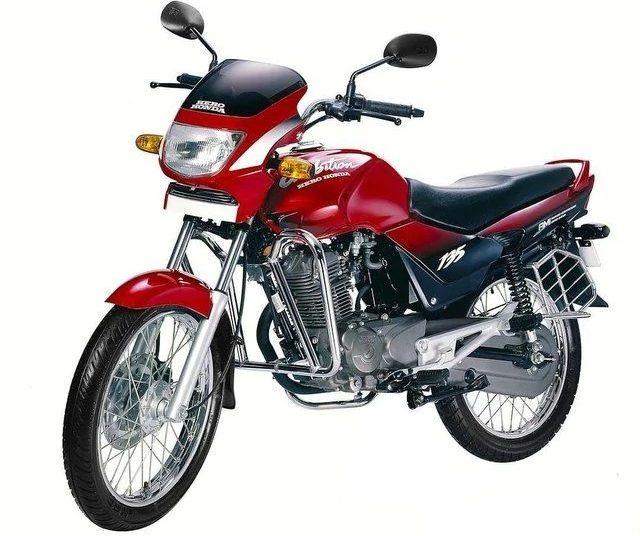 2004 Hero Honda Ambition