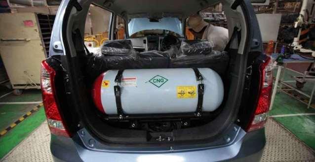 CNG Powered Maruti Suzuki WagonR