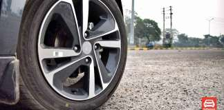Driving with worn-out tyres is dangerous