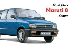 Most Googled Questions On The Maruti 800