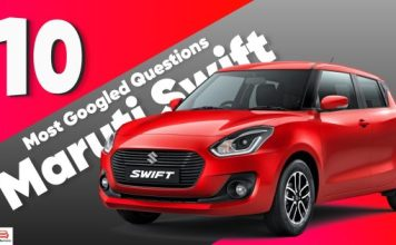 10 Most Googled Questions On The Maruti Suzuki Swift