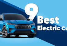 9 best electric cars