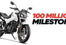 Hero Moto Corp Produces 100 Million Motorcycles