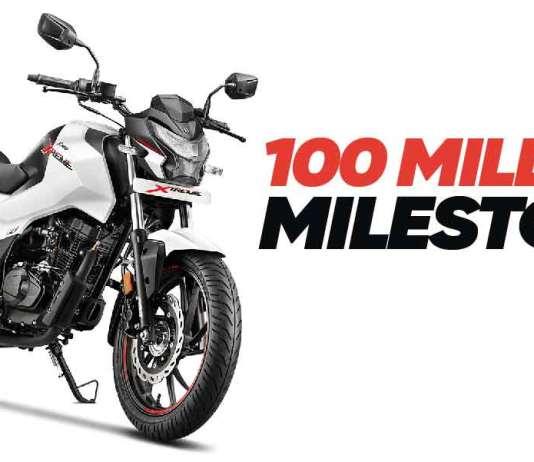 Hero Moto Corp Produces 100 Million Motorcycles