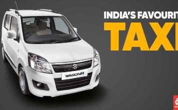 Maruti Suzuki WagonR - India's Favourite Taxi
