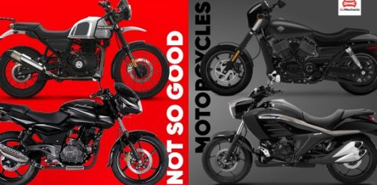 Not So Good Motorcycles Of The Decade