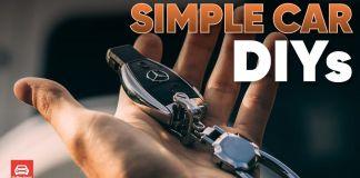 Simple Car DIYs