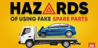10 Hazards Of Using Fake Spare Parts On Your Car