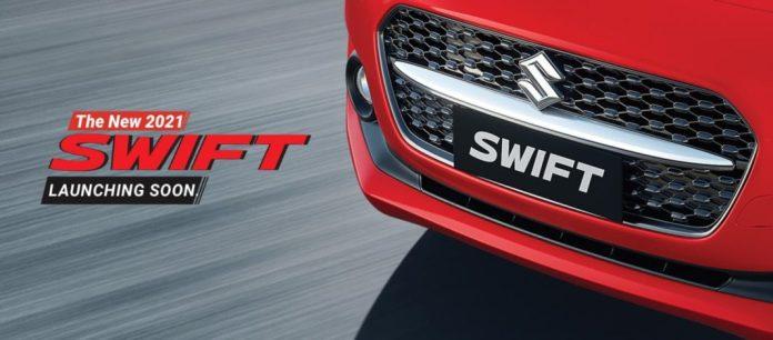 2021 Maruti Suzuki Swift Arriving Soon
