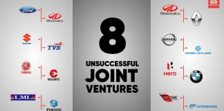 8 Failed Indian/International Joint Ventures