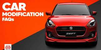 Car Modification In India-Frequently Asked Questions