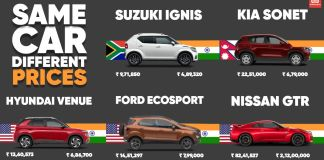 Car Sold In Indian & Abroad