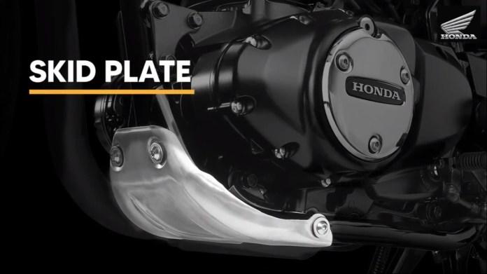 Honda CB350 RS Skid Plate