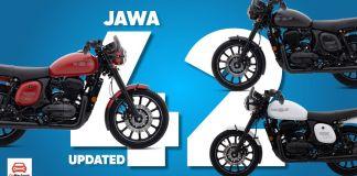 2021 Jawa 42 Updated, Priced at ₹1.84 Lakhs